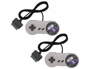 Snes-Controllers